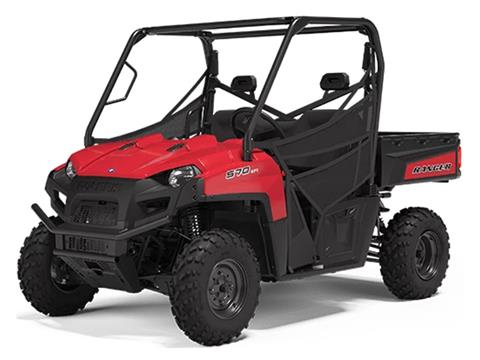 2021 Polaris Ranger 570 Full-Size in Dimondale, Michigan - Photo 1