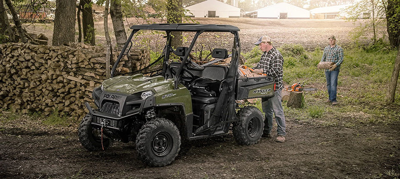 2021 Polaris Ranger 570 Full-Size in Milford, New Hampshire - Photo 2