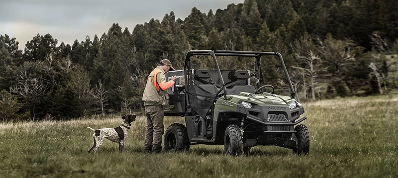 2021 Polaris Ranger 570 Full-Size in Lewiston, Maine - Photo 4