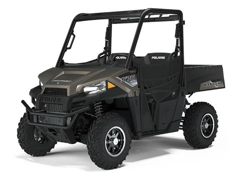 2021 Polaris Ranger 570 Premium in Milford, New Hampshire