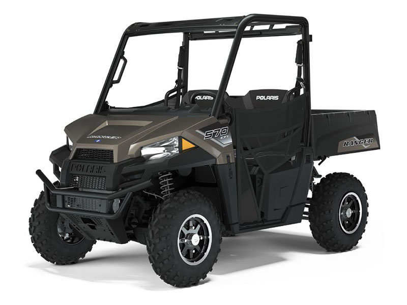 2021 Polaris Ranger 570 Premium in Cambridge, Ohio - Photo 1