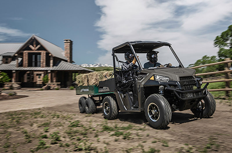 2021 Polaris Ranger 570 Premium in Danbury, Connecticut - Photo 2