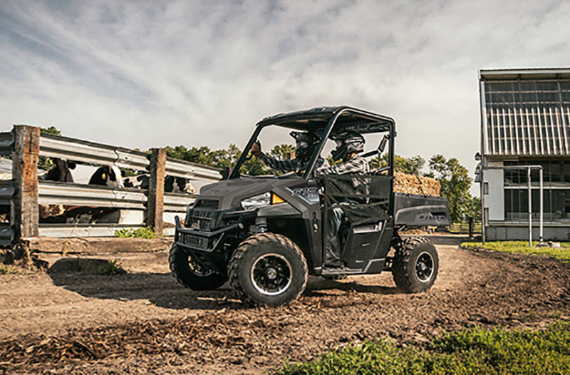 2021 Polaris Ranger 570 Premium in Danbury, Connecticut - Photo 4