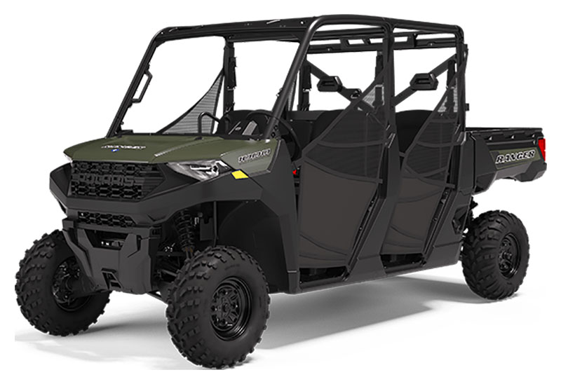 2021 Polaris Ranger Crew 1000 in Amarillo, Texas - Photo 1