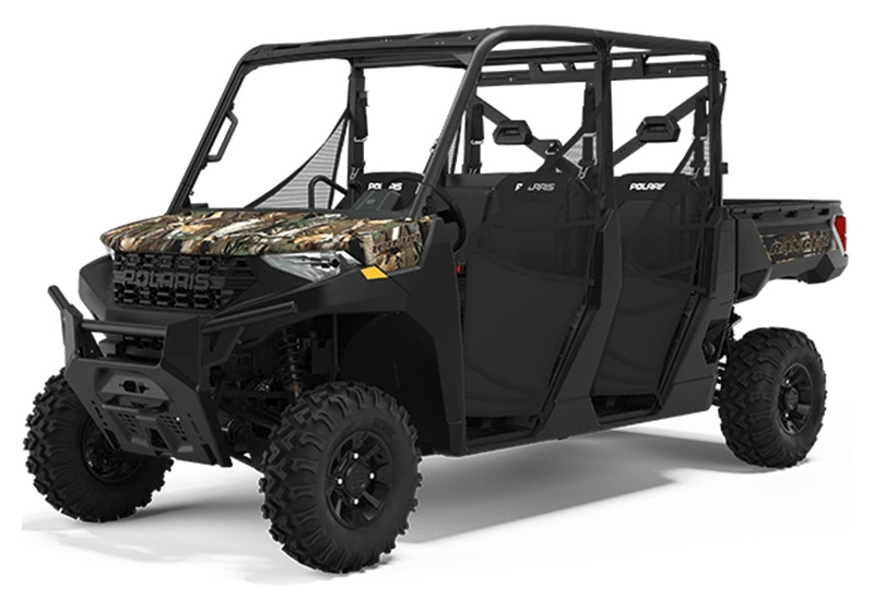 2021 Polaris Ranger Crew 1000 Premium in Caroline, Wisconsin - Photo 1