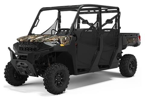 2021 Polaris Ranger Crew 1000 Premium in Monroe, Michigan - Photo 1