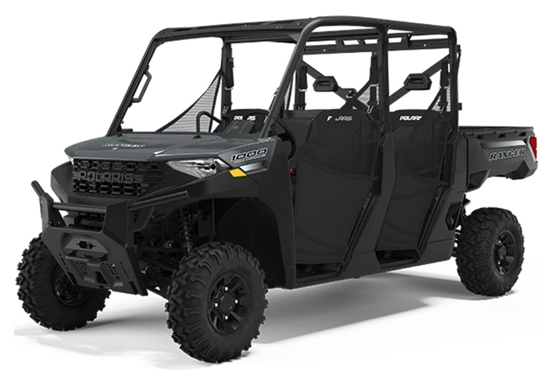 2021 Polaris Ranger Crew 1000 Premium in Afton, Oklahoma - Photo 1