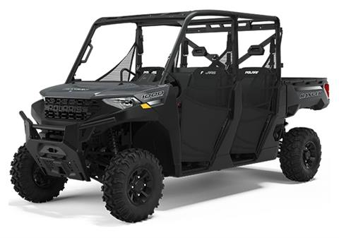 2021 Polaris Ranger Crew 1000 Premium in Clyman, Wisconsin - Photo 1