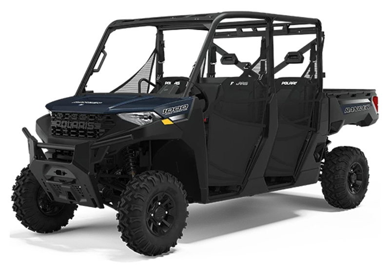 2021 Polaris Ranger Crew 1000 Premium in Broken Arrow, Oklahoma - Photo 1