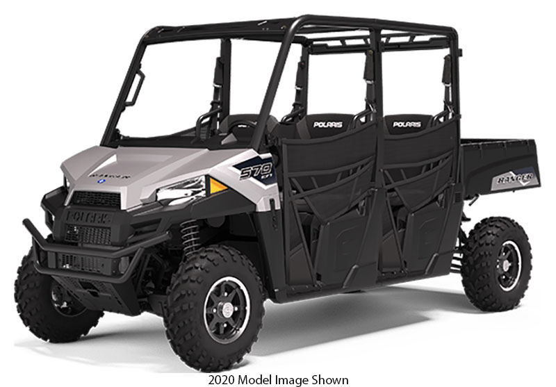 2021 Polaris Ranger Crew 570 Premium in Rothschild, Wisconsin