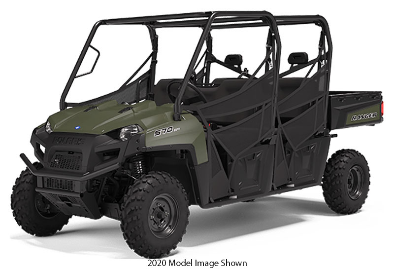 2021 Polaris Ranger Crew 570 Full-Size in Broken Arrow, Oklahoma