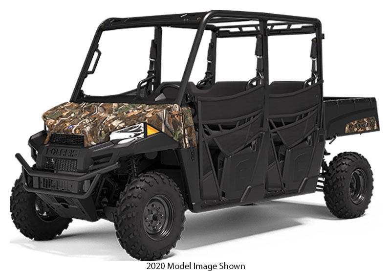 2021 Polaris Ranger Crew 570 in Oak Creek, Wisconsin