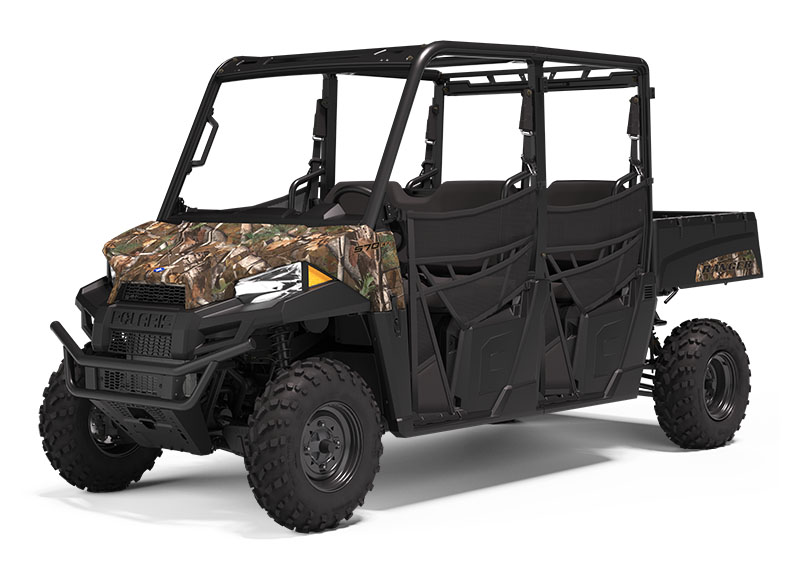 2021 Polaris Ranger Crew 570 in Kansas City, Kansas - Photo 1