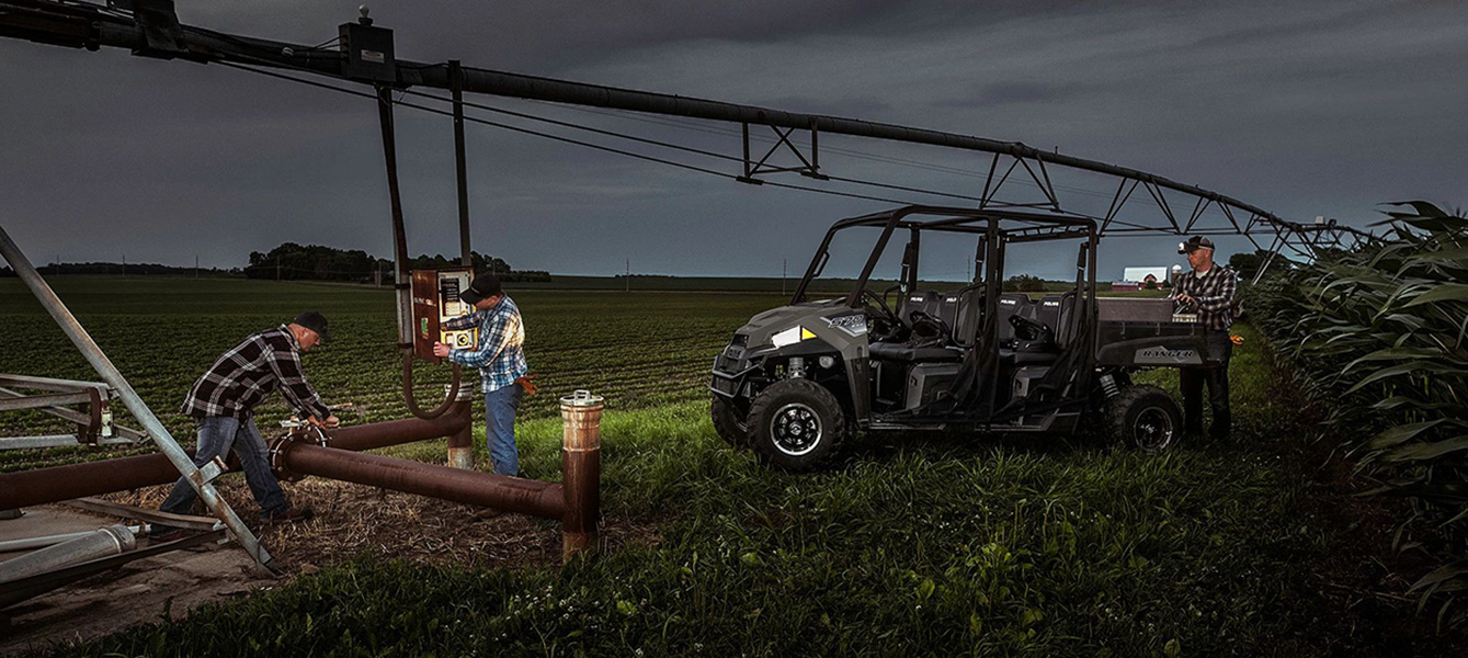 2021 Polaris Ranger Crew 570 in Troy, New York - Photo 2