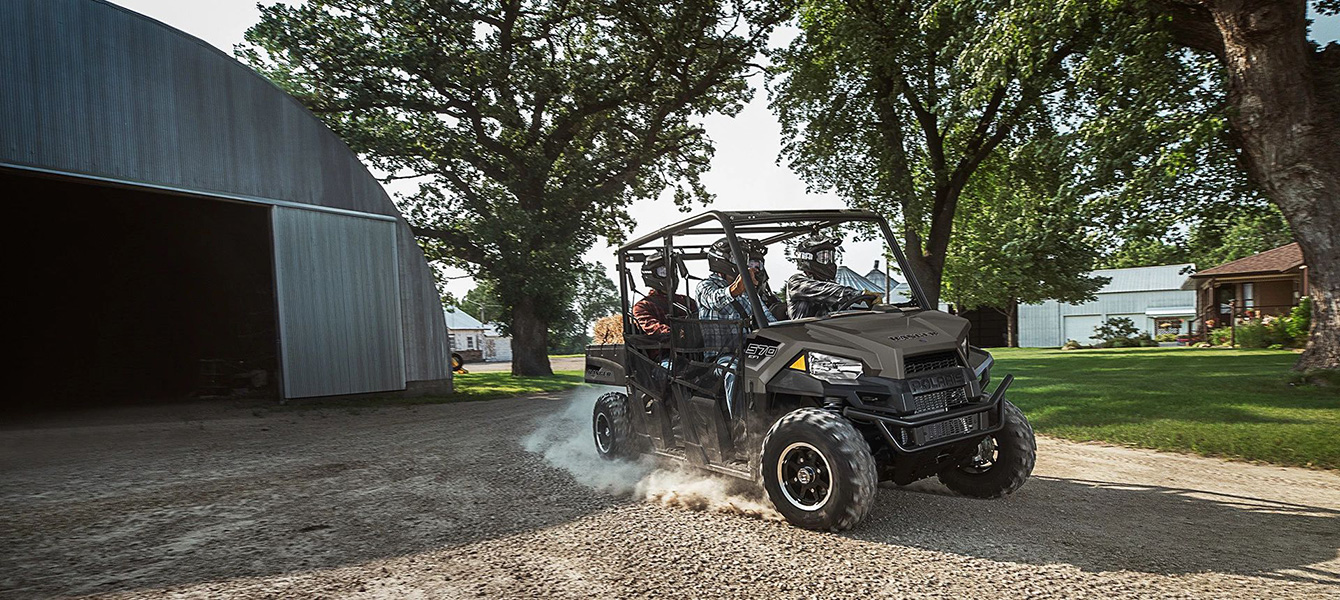 2021 Polaris Ranger Crew 570 in Troy, New York - Photo 4