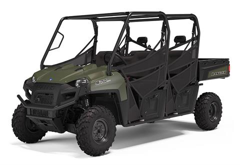 2021 Polaris Ranger Crew 570 Full-Size in Newport, Maine