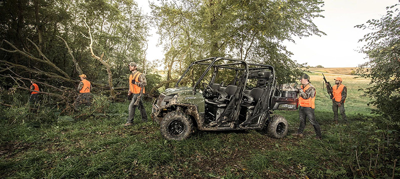 2021 Polaris Ranger Crew 570 Full-Size in Union Grove, Wisconsin - Photo 2