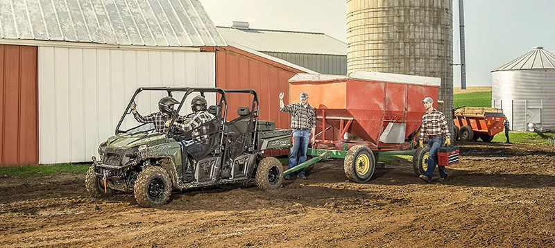 2021 Polaris Ranger Crew 570 Full-Size in Union Grove, Wisconsin - Photo 3