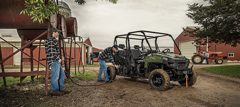 2021 Polaris Ranger Crew 570 Full-Size in Union Grove, Wisconsin - Photo 4