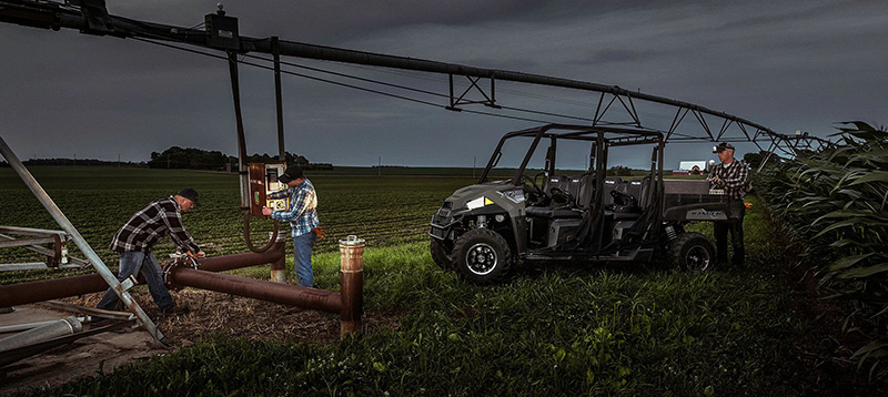 2021 Polaris Ranger Crew 570 Premium in Durant, Oklahoma - Photo 2