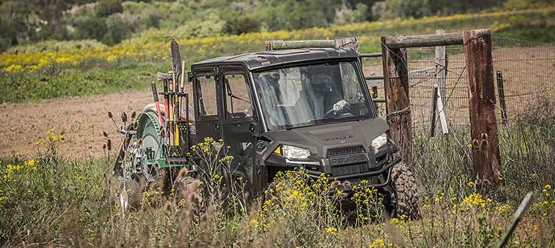 2021 Polaris Ranger Crew 570 Premium in Merced, California - Photo 3
