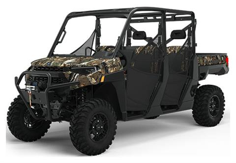 2021 Polaris Ranger Crew XP 1000 Big Game Edition in Beaver Dam, Wisconsin