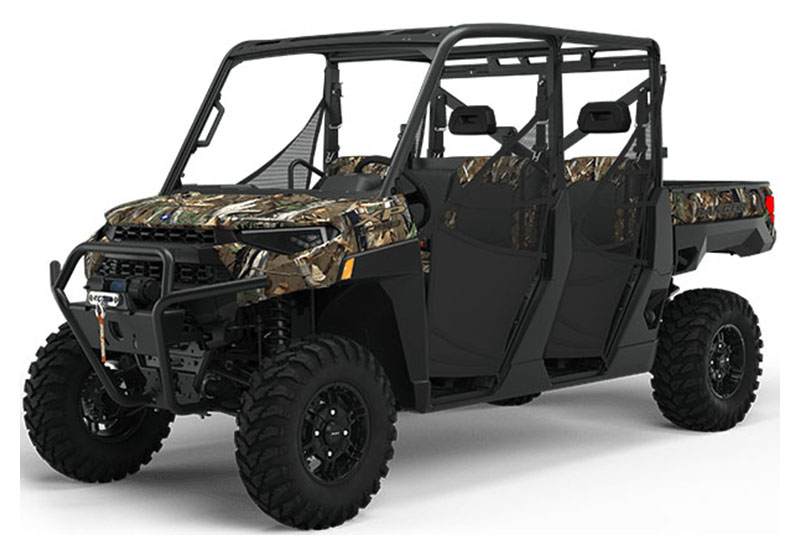 2021 Polaris Ranger Crew XP 1000 Big Game Edition in Milford, New Hampshire - Photo 1