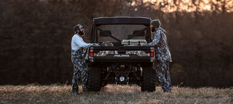 2021 Polaris Ranger Crew XP 1000 Big Game Edition in Hermitage, Pennsylvania - Photo 2