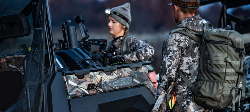 2021 Polaris Ranger Crew XP 1000 Big Game Edition in Hermitage, Pennsylvania - Photo 3