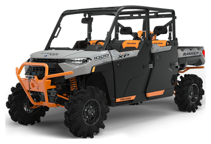 2021 Polaris Ranger Crew XP 1000 High Lifter Edition in Devils Lake, North Dakota - Photo 1