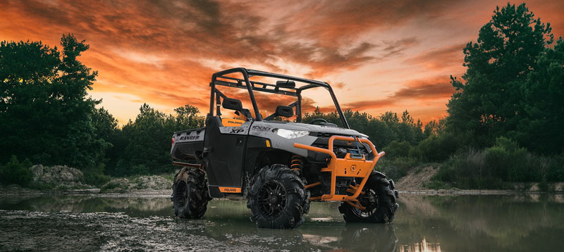 2021 Polaris Ranger Crew XP 1000 High Lifter Edition in Kansas City, Kansas - Photo 2