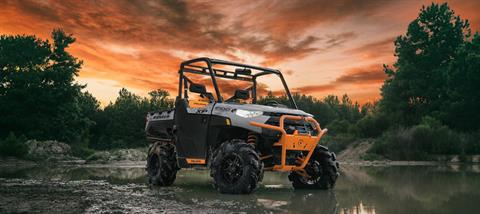 2021 Polaris Ranger Crew XP 1000 High Lifter Edition in Mio, Michigan - Photo 2