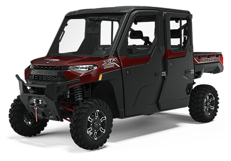 2021 Polaris Ranger Crew XP 1000 NorthStar Edition Premium in O Fallon, Illinois - Photo 1