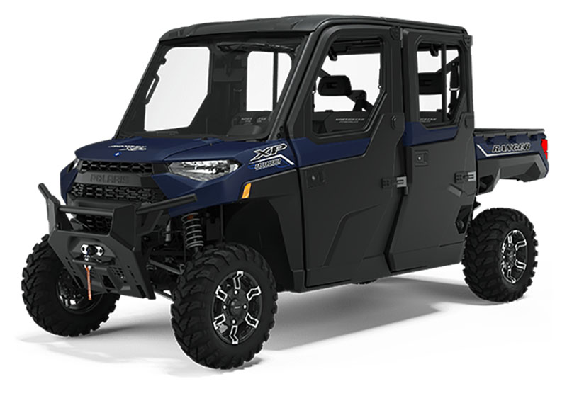 2021 Polaris Ranger Crew XP 1000 NorthStar Edition Premium in EL Cajon, California - Photo 1