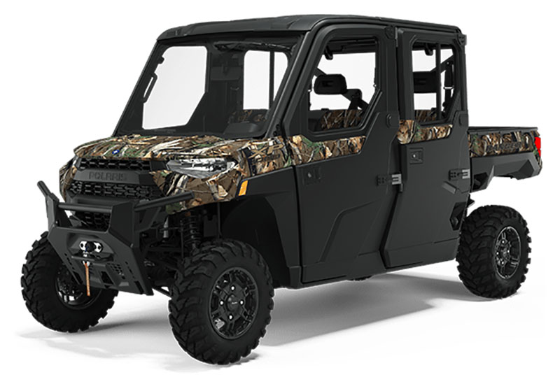 2021 Polaris Ranger Crew XP 1000 NorthStar Edition Premium in Tulare, California
