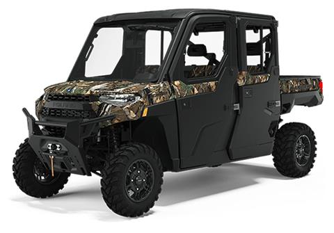2021 Polaris Ranger Crew XP 1000 NorthStar Edition Premium in Hailey, Idaho