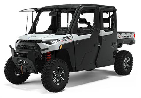 2021 Polaris RANGER CREW XP 1000 NorthStar Edition Trail Boss in Woodruff, Wisconsin