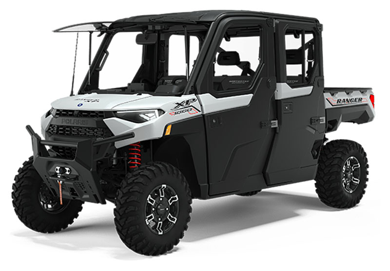 2021 Polaris Ranger Crew XP 1000 NorthStar Edition Trail Boss in Lake Mills, Iowa - Photo 1