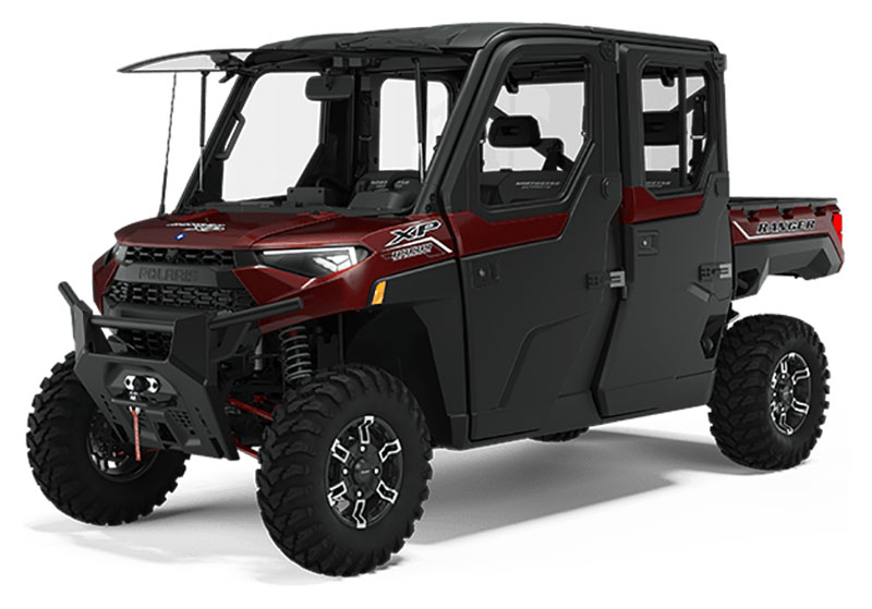 2021 Polaris Ranger Crew XP 1000 NorthStar Edition Ultimate in Lincoln, Maine - Photo 1