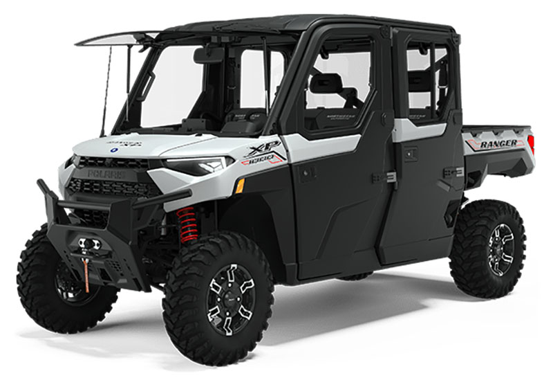2021 Polaris Ranger Crew XP 1000 NorthStar Edition Ultimate in Newport, New York - Photo 1