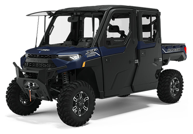 2021 Polaris Ranger Crew XP 1000 NorthStar Edition Ultimate in Kirksville, Missouri - Photo 1