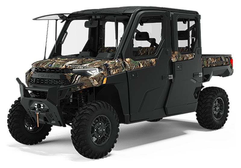 2021 Polaris Ranger Crew XP 1000 NorthStar Edition Ultimate in Danbury, Connecticut - Photo 1