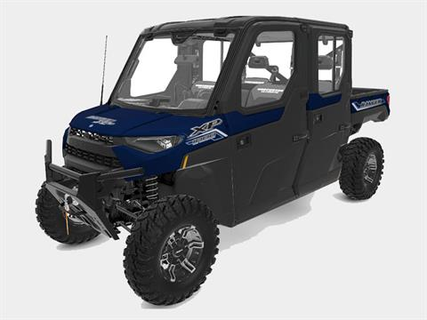 2021 Polaris Ranger Crew XP 1000 NorthStar Edition Ultimate + MB Quart Audio Package in Newport, New York