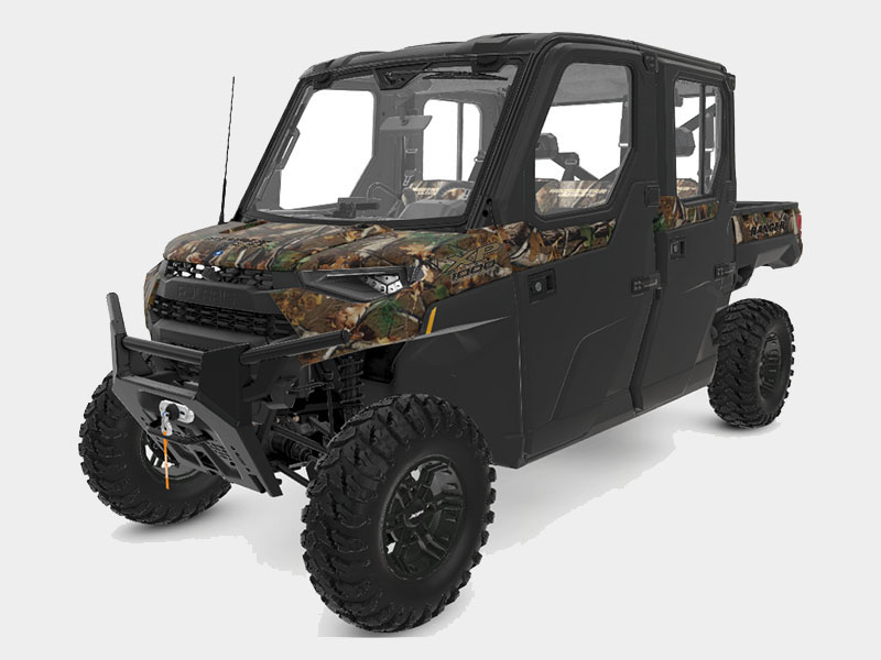 2021 Polaris Ranger Crew XP 1000 NorthStar Edition Ultimate + MB Quart Audio Package in Statesboro, Georgia