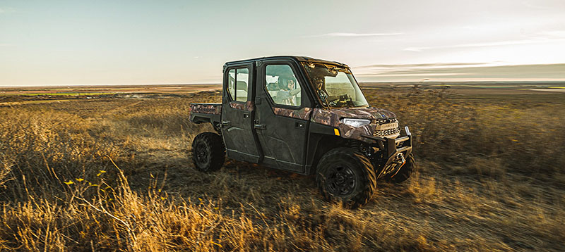2021 Polaris Ranger Crew XP 1000 NorthStar Edition Ultimate + MB Quart Audio Package in San Marcos, California - Photo 2