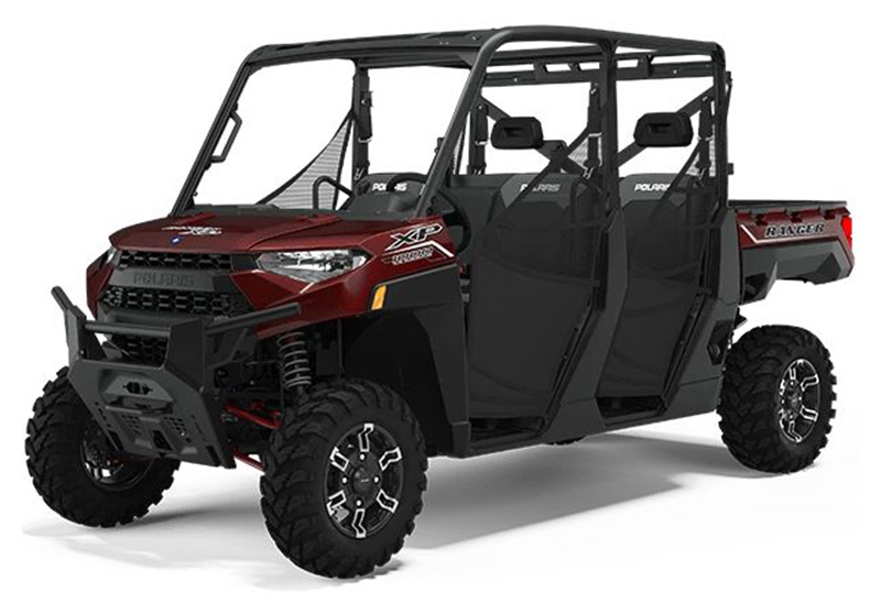 2021 Polaris Ranger Crew XP 1000 Premium in Monroe, Michigan - Photo 1