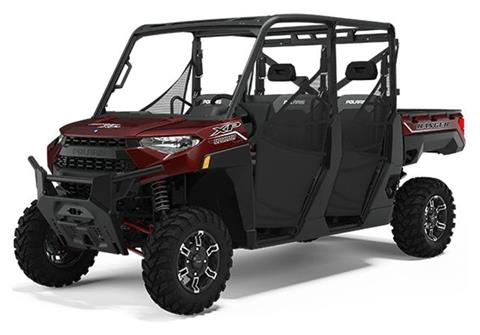 2021 Polaris Ranger Crew XP 1000 Premium in Hollister, California - Photo 1