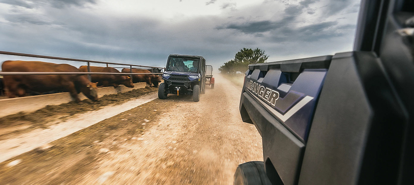 2021 Polaris Ranger Crew XP 1000 Premium in Pinehurst, Idaho - Photo 4