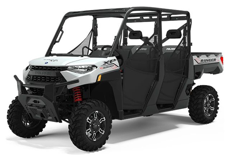 2021 Polaris Ranger Crew XP 1000 Premium in Huntington Station, New York - Photo 1