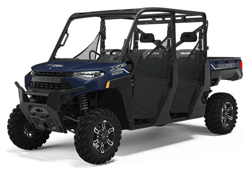 2021 Polaris Ranger Crew XP 1000 Premium in Kailua Kona, Hawaii - Photo 1
